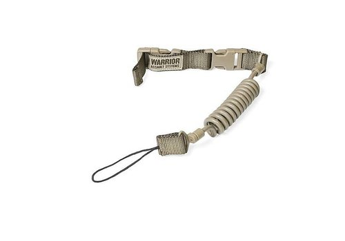 Warrior Elite OPS Tactical Pistol Lanyard - Coyote Tan