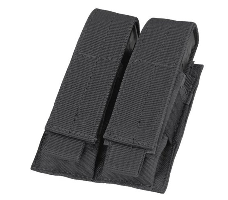 MA23 Double Pistol Mag Pouch - Black