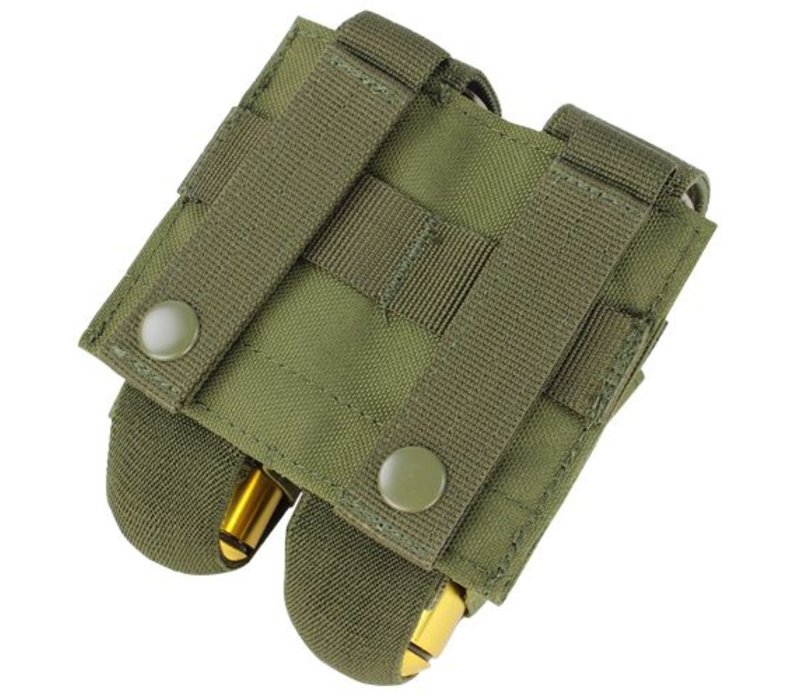 MA13 40mm Double Granade Pouch - Coyote Brown