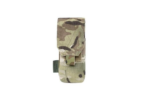 Warrior Elite OPS Single 5.56 M4 Mag Pouch - MultiCam