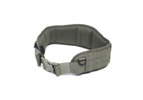 Warrior Elite Ops Padded Load Bearing Patrol Belt - Ranger Green