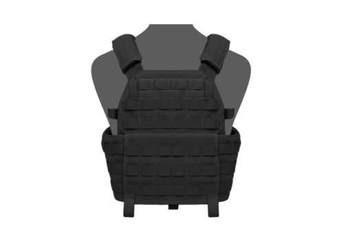 Warrior DCS Special Forces Plate Carrier Base - Black