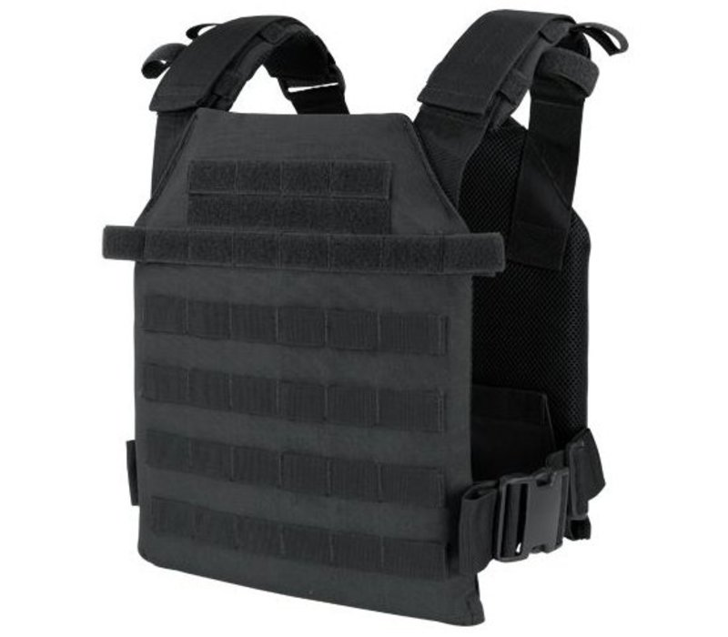 201042 Sentry Lightweight Plate Carrier - Black