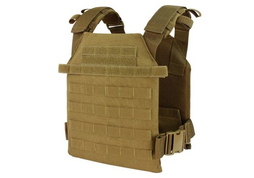 Condor 201042 Sentry Lightweight Plate Carrier - Coyote Brown