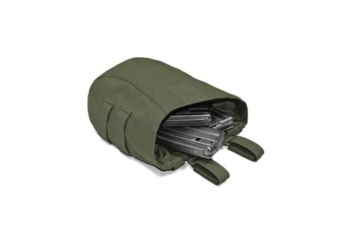 Warrior Elite Ops Large Roll Up Dump Pouch Gen2 - Olive Drab