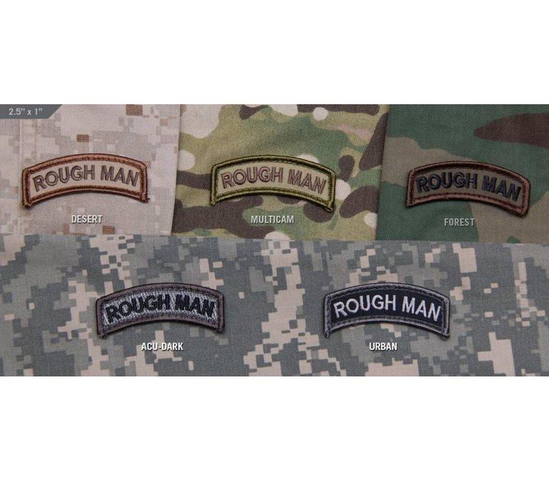 Rough Man patch - Desert