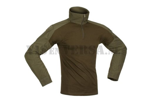 Invader Gear Combat Shirt - Ranger Green