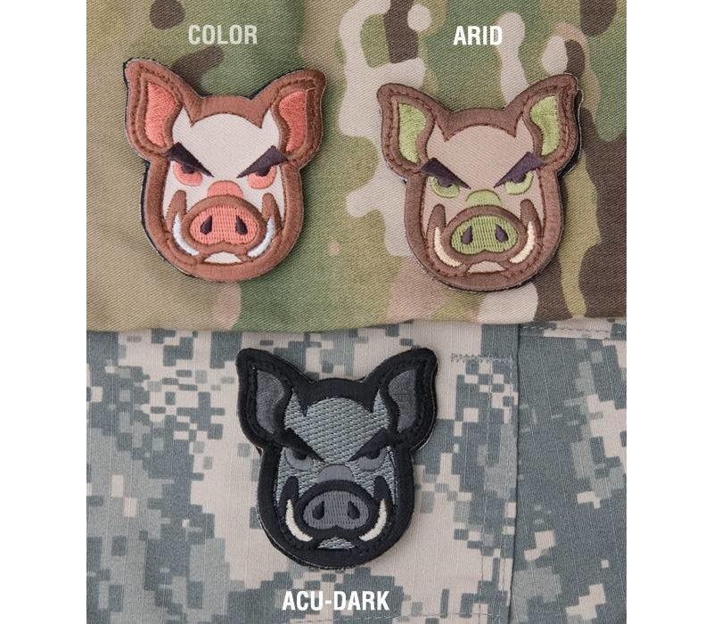 Pig Head Patch - Arid