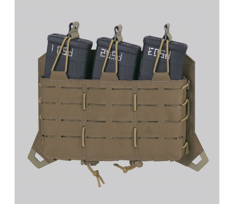 Spitfire Triple Rifle Magazine Flap - Coyote Brown
