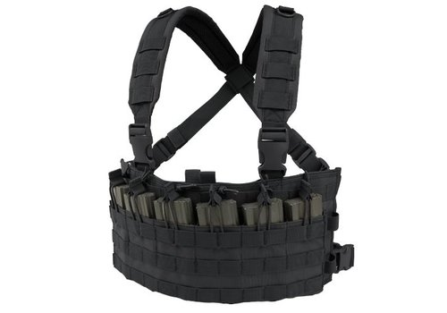 Condor MCR6 Rapid Assault Chest Rig - Black