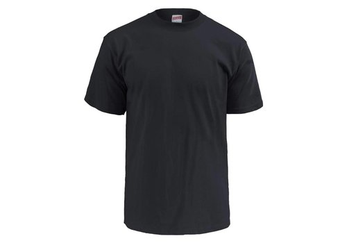 Soffe T-Shirt Black, 3-er Pack