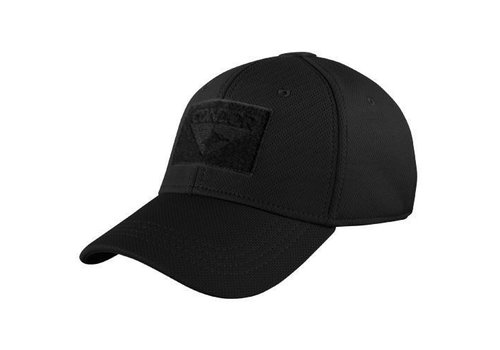 Condor 161080 Flex Cap - Black