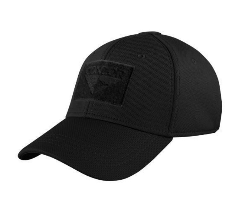 161080 Flex Cap - Black