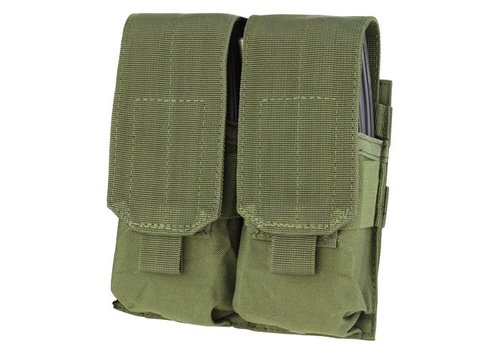 Condor MA4 Double M4 Mag Pouch - Olive Drab