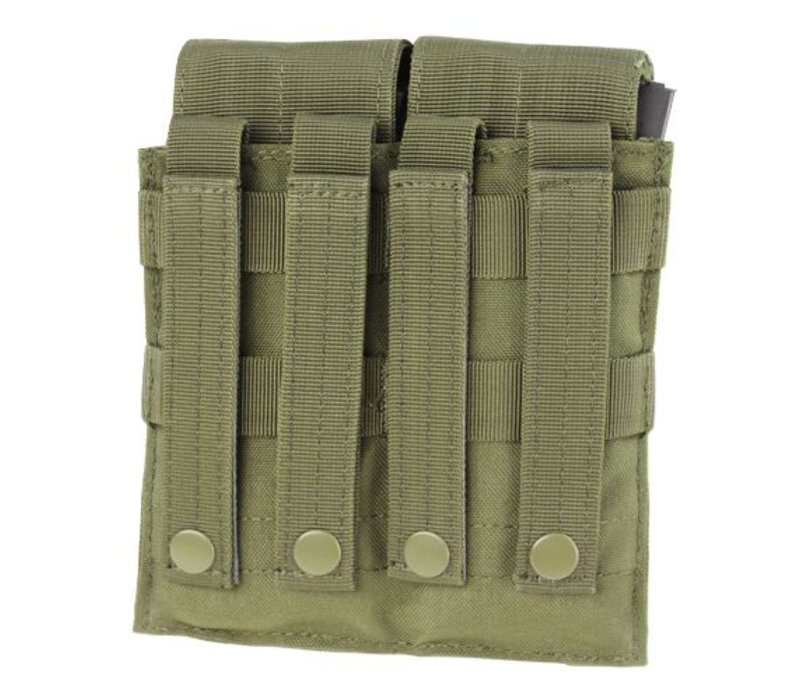 MA4 Double M4 Mag Pouch - Olive Drab