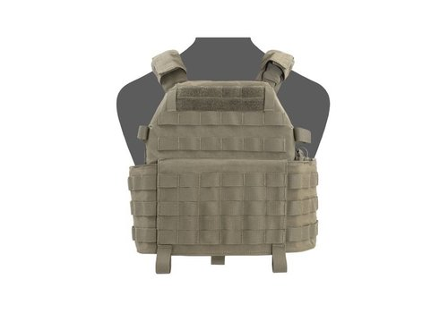Warrior DCS Special Forces Plate Carrier Base - Ranger Green