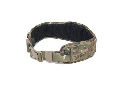 Warrior Elite Ops Padded Load Bearing Patrol Belt - MultiCam
