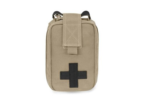 Warrior Elite OPS Personal Medic Rip Off Pouch - Coyote Tan