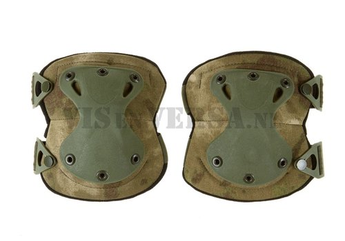 Invader Gear XPD Knee Pads - Everglade (A-TACS FG)