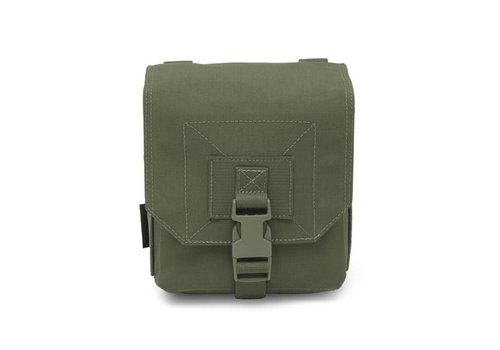 Warrior 200 Rd 5.56 Minimi pouch - Olive Drab