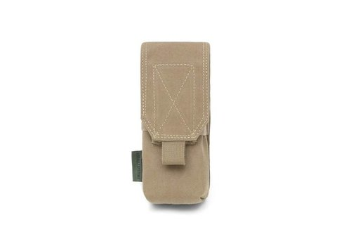 Warrior Elite OPS Single 5.56 M4 Mag Pouch - Coyote Tan