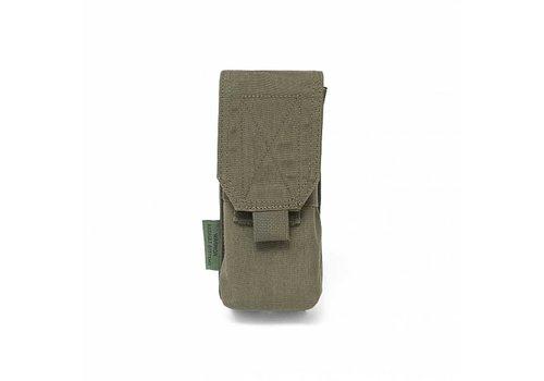 Warrior Elite OPS Single 5.56 M4 Mag Pouch - Ranger Green