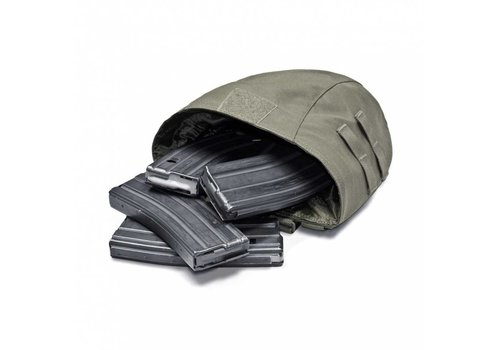 Warrior Elite OPS Large Roll Up Dump Pouch Gen2 - Ranger Green