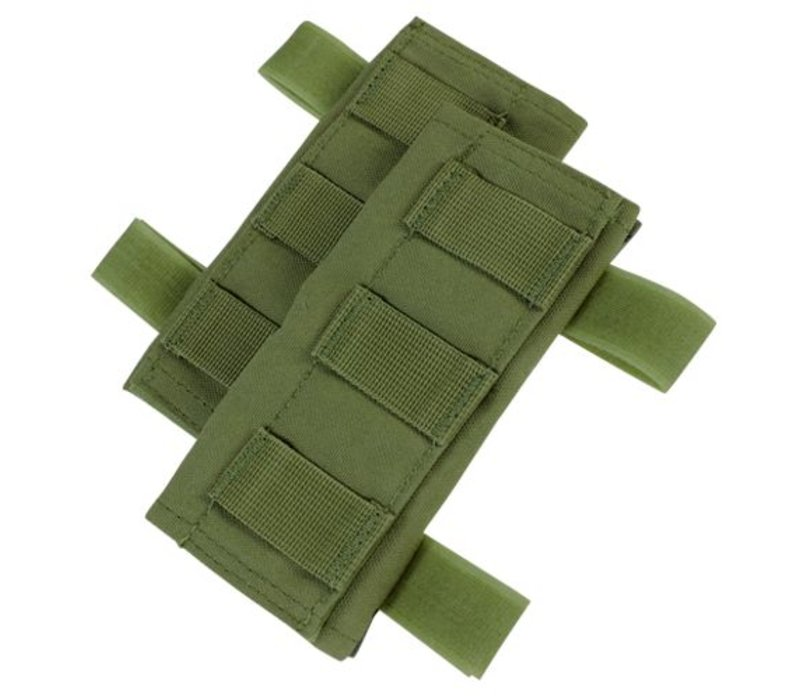 221143 Shoulder Pads 2 stuk - Olive Drab