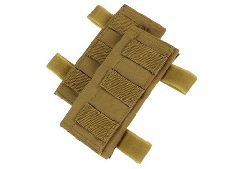 Condor 221143 Shoulder Pads 2 pcs - Coyote Brown