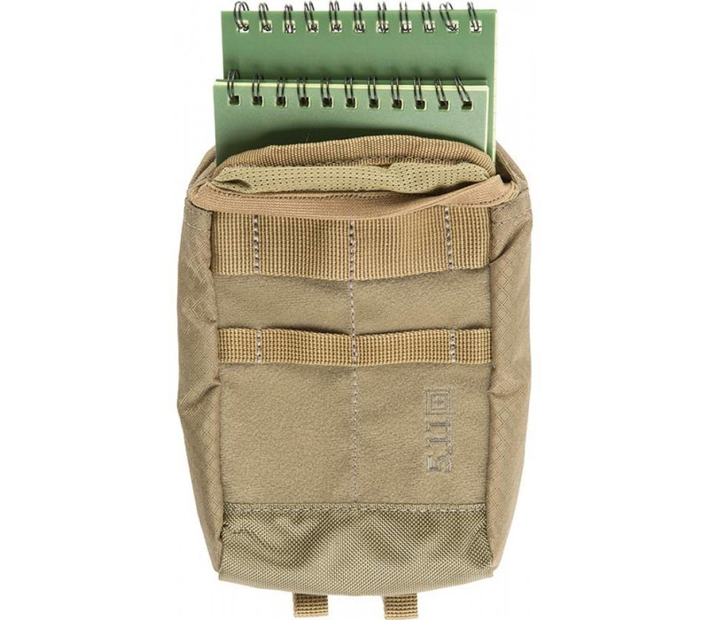 Ignitor Notebook Pouch - Sandstone