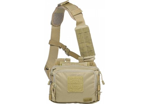 5.11 Tactical 2-Banger Bag - Sandstone