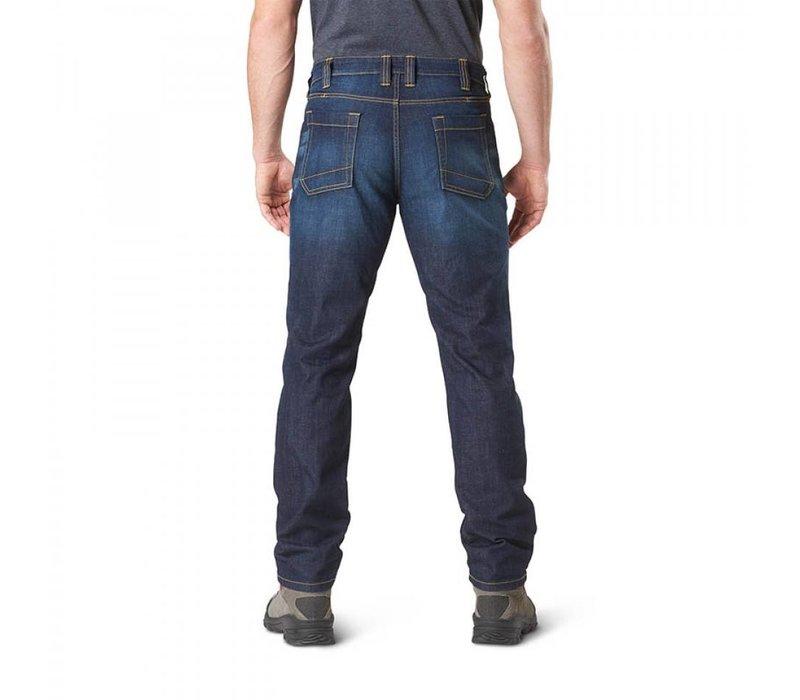 Defender-Flex Jeans - Slim Fit - Dark Wash Indigo