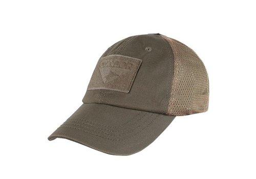 Condor Tactical Mesh Cap - Brown