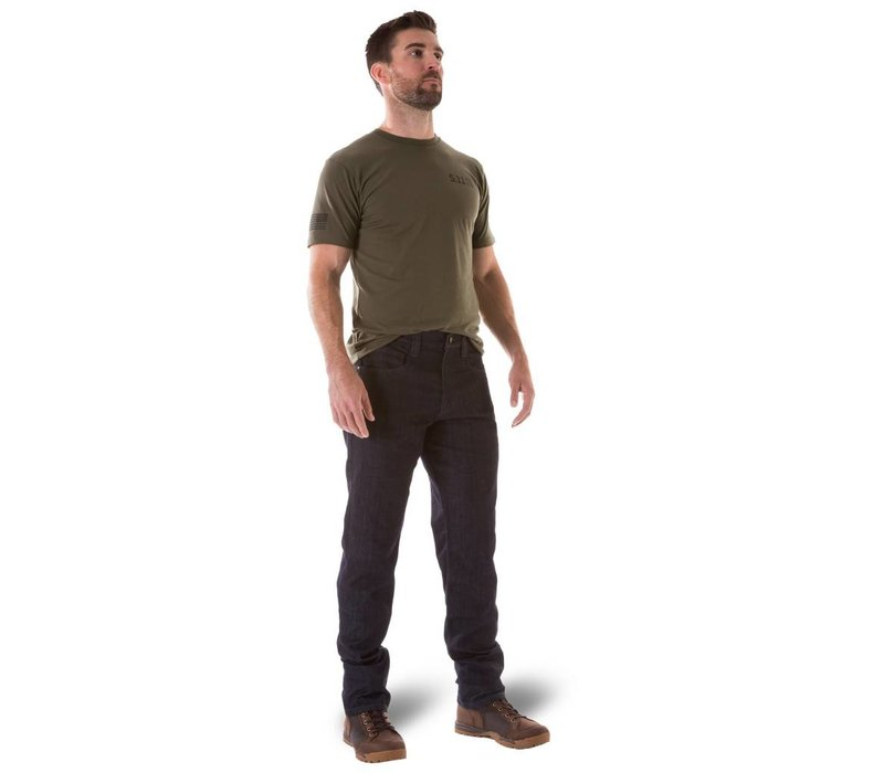 Defender-Flex Jeans - Slim Fit - Indigo