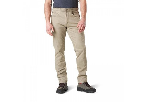 5.11 Tactical Defender-Slim Flex Pants - Stone