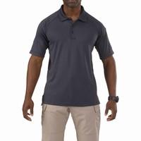Performance Short Sleeve Polo - Charcoal