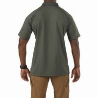Performance Short Sleeve Polo - TDU Green