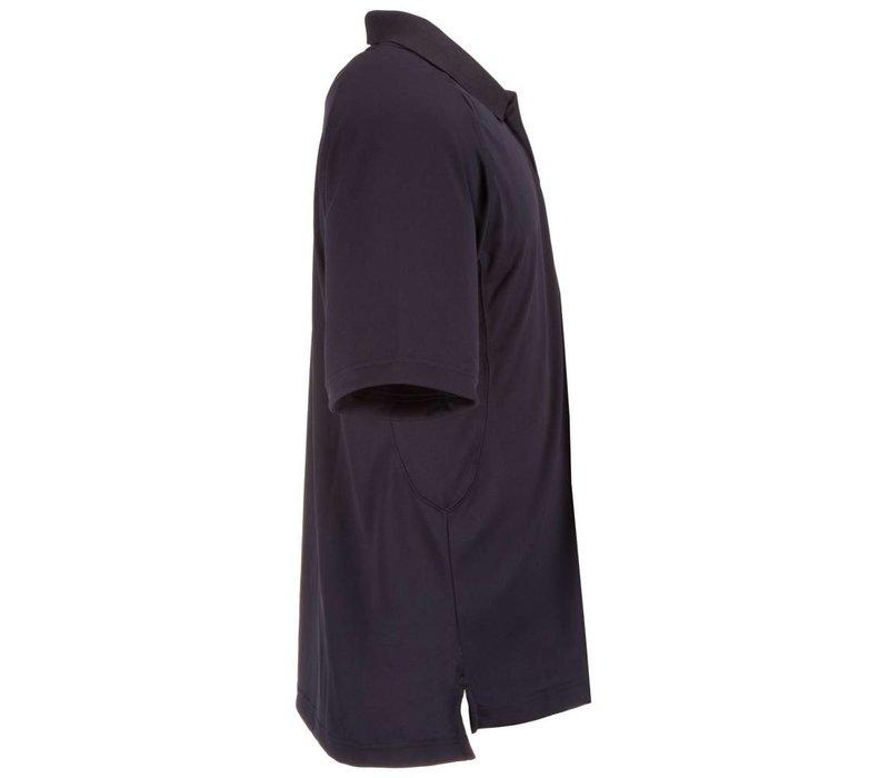 Performance Short Sleeve Polo - Dark Navy