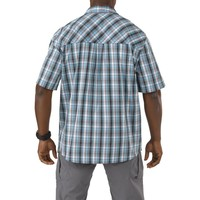 Single Flex Covert Short Sleeve Shirt - Tar Heel