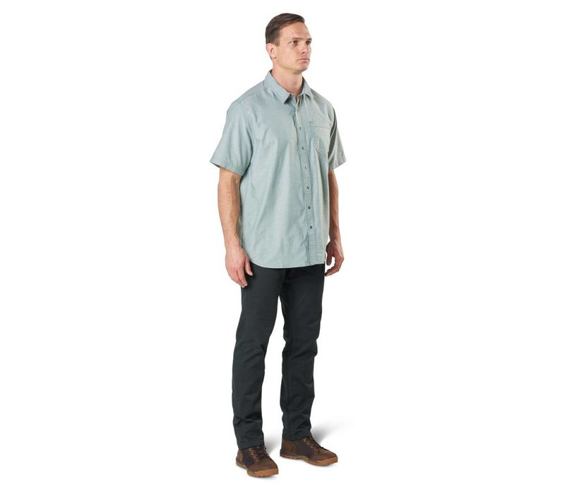 Ares Short Sleeve Shirt - Stampede