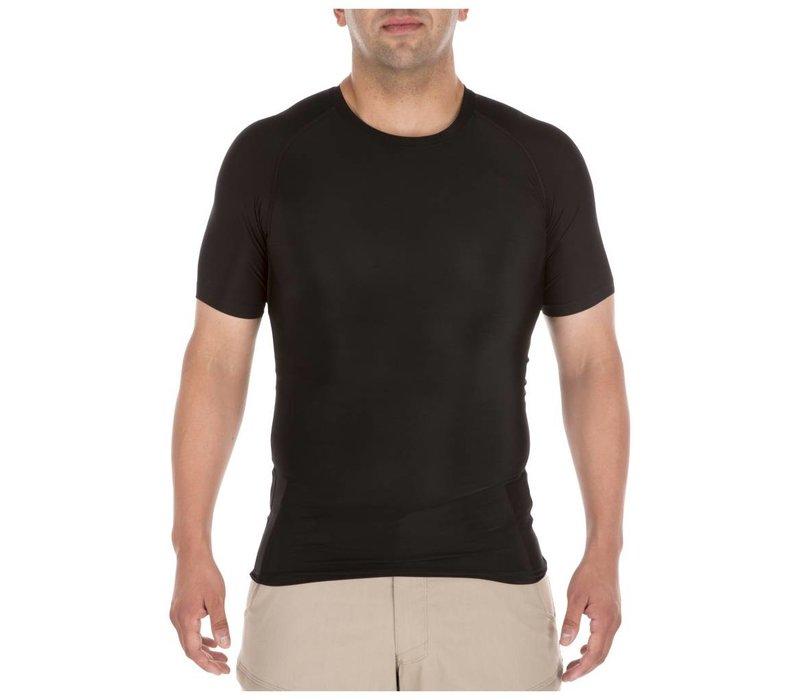 Tight Crew Short Sleeve Shirt - Black
