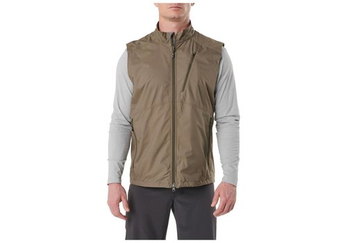 5.11 Tactical Cascadia Windbreaker Vest - Stampede