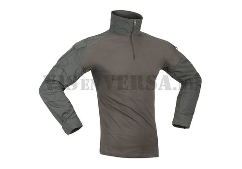Invader Gear Combat Shirt - Wolf Grey