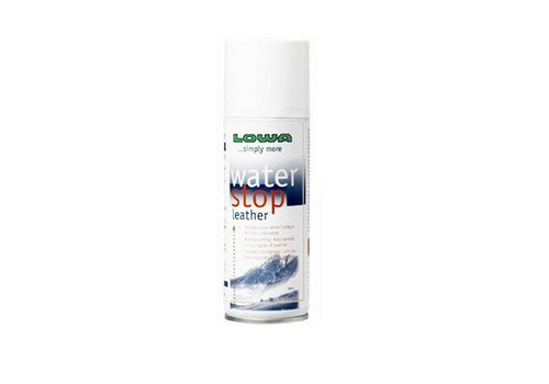 Lowa Stop Water Spray 200ml leather