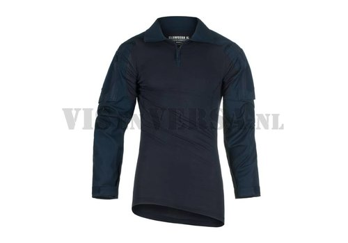 Claw Gear Operator Combat Shirt - Navy
