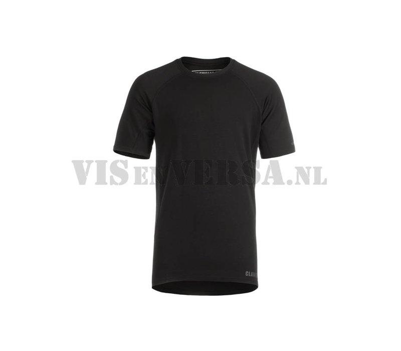 FR Baselayer Shirt Short Sleeve  - Black