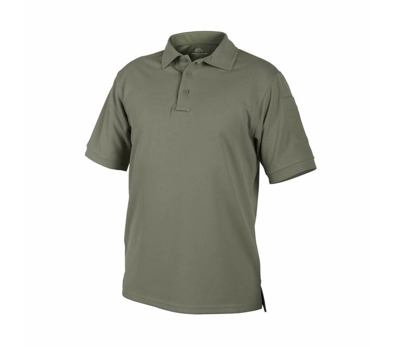 Urban Tactical Polo Shirt - Olive Green