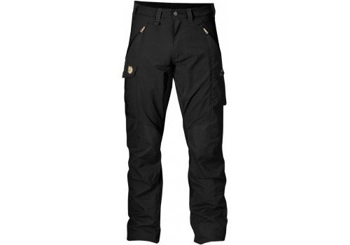 FjallRaven Abisko Trousers - Black