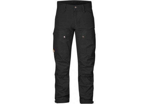 FjallRaven Keb Trousers - Black/Black