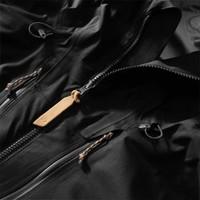 Keb Eco-Shell Jacket - Black
